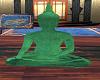 RoseHeart Green Buddha