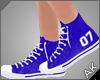 ~AK~ Varsity Shoe: Navy