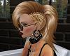 pony tale diva blonde