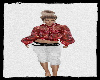 candy chiffon blouse