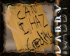 Cardboard BeggarBoard GA