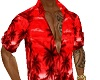hawai red t shirt