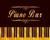 NK piano bar sign