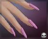 [T69Q] Nails Purple