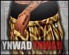 YN. Tyga Prnt Shalvar #2