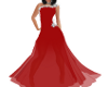 BRIDESMAID RED GOWN