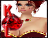 KL*VAL-JEWELRY-RUBY-SET