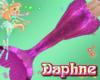 Pink Galaxy Mermaid Tail
