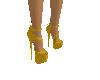 GoldenSparkleShoes