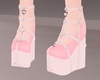 C! Doll Shoes - Pinkie