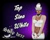 Top White Sina