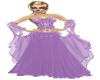Krisha Rose Lilac Gown