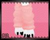 ;A; Pink Legwarmers