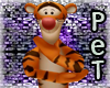 REAL TIGGER ANIMATED PET