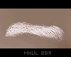 〽 Albino Brows/Cut