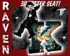 RETRO LETTER K SEAT!