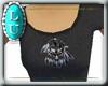 Spirit Wolf T-Shirt Blck