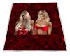 Carpet Red Liz Dee