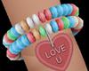 Candy Bracelet  - Right