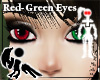 [Hie] R-G two tone eyes