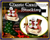 Classic Christmas Stocki