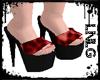 L:LG Heels-Wild Red