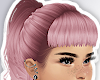 -A- CJ Pink Hair