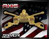 AX - Armor Pin
