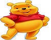 Pooh frame