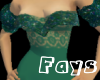 (F)Adrienne Green Lace