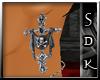 #SDK# Pirate Earrings