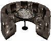 Round Booth