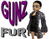 @ Snow Leopard Fur/Dress