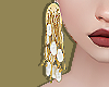 Pearl Nail Earrings
