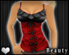 [B] Cami-Corset - RED