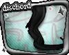 |Ð| Fancy HorseTail Blk