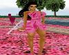 *Pink Funky Dress*