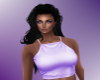RQ-Summer Top Purple