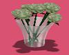 (L) Flower Vase
