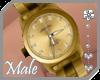 ~AK~ Gold Watch