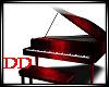 Gothic Grand Piano