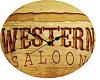 western saloon clock