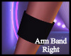 ! Black Arm Band Right