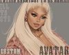 AVATAR #27 Silk's Custom