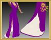Maiden in Purple