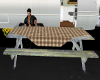 Trailer Picnic Table
