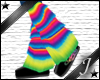 ~Rainbow Monster Boots