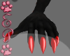 ~EP F Anyskin Claws Red