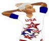 Patriotic top