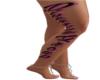 RLL Diversity Leg Tattoo